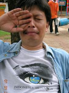 Indonesia pun kembali menangis